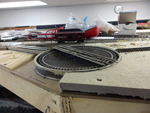 The Danbury Turntable is nearly completed